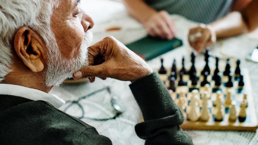 La estimulación cognitiva mejora la calidad de vida de los mayores