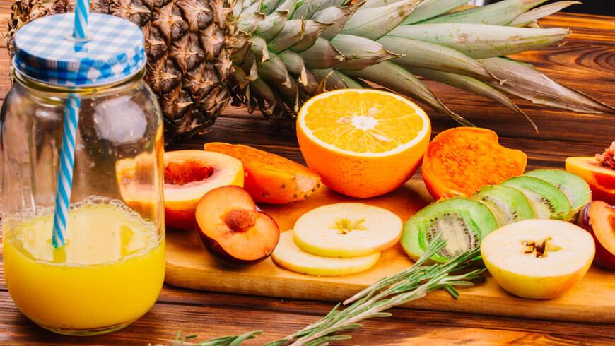 Cuídate tomando cada día antioxidantes
