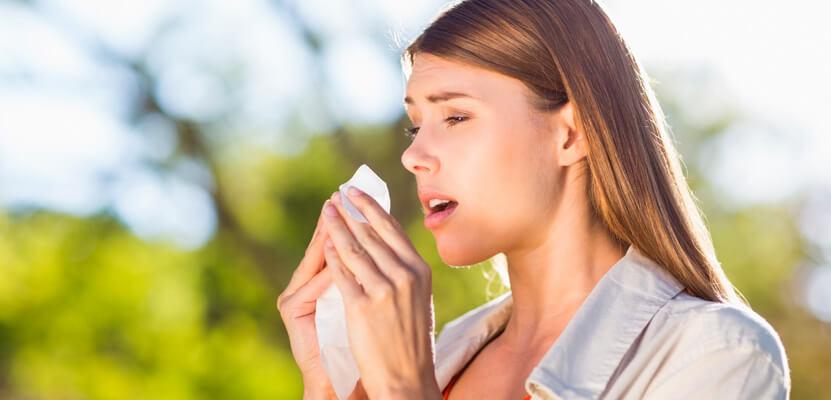 Recomendaciones para las alergias primaverales