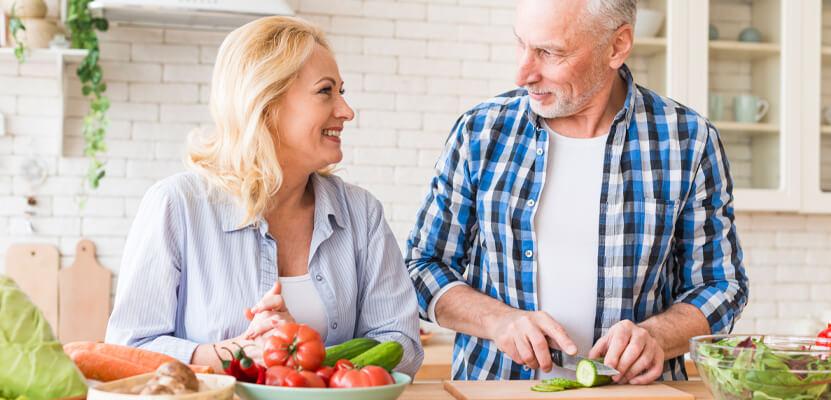5 alimentos que no pueden faltar en la dieta de los mayores