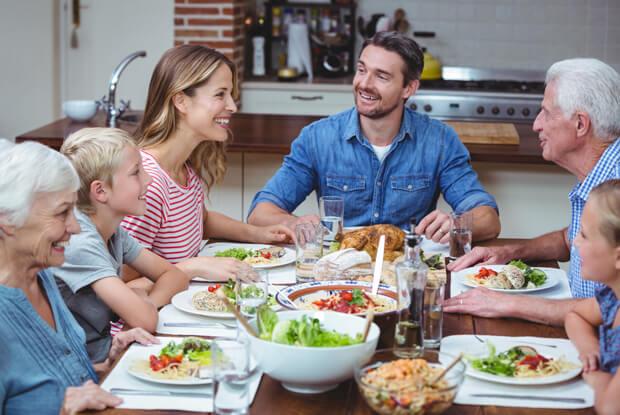 Cómo ayudan las proteínas a la salud de los mayores