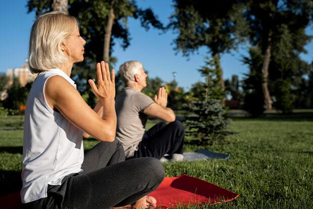 Actividades al aire libre para mayores con poca movilidad